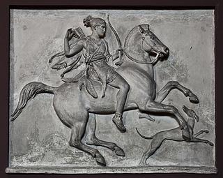 Jægerinde til hest