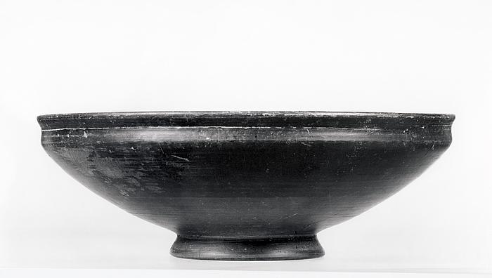 Skål. Etruskisk