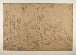Odysseus hos Polyfemos