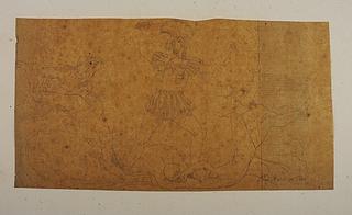 Flodguden Skamandros stopper Achilleus' angreb