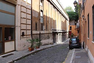 Vicolo Barberini