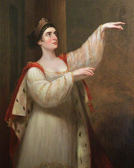 James Lonsdale. Angelica Catalani, c. 1808