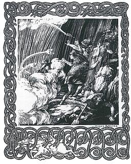 Hugo L. Braune: Kong Nidudr, ca. 1900
