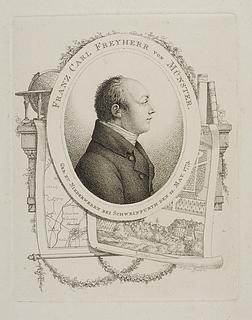 Franz Carl Freiherr von Münster