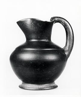 Oinochoe. Etruskisk