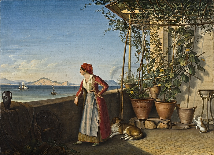 En kvinde fra Procida