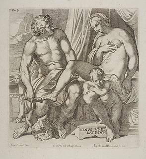 Venus og Anchises