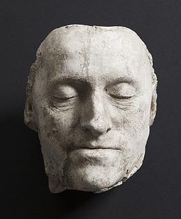 August von Goethe, dødsmaske