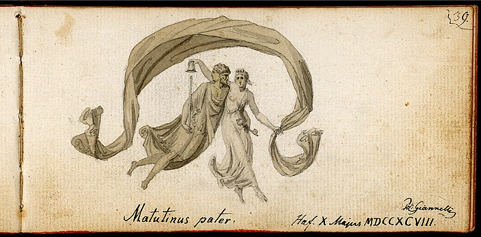 Janus, Matutinus pater