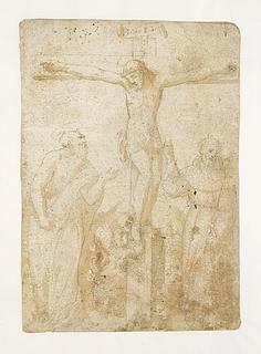 Den korsfæstede Kristus