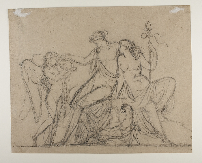Amor og Bacchus og Ariadne