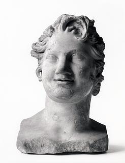 Herme af en ung satyr. Romersk