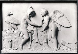 Amor og Ganymedes