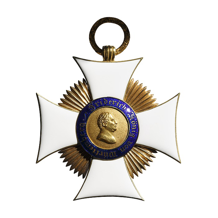 Korset til den württembergske Friedrichs-orden