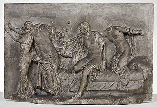 Apollon og tre kvinder