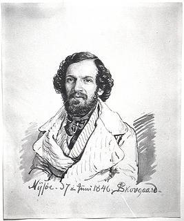 Portræt af den italienske sanger Cesare Vajro