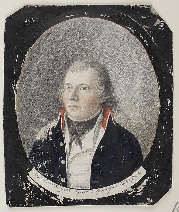 Premierløjtnant Gerhard Sievers Bille