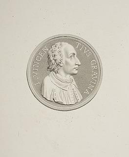 J. Vincentius Gravina ( Gian Vincenzo Gravina )