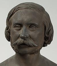 H.W. Bissen: Christian Hansen, 1860