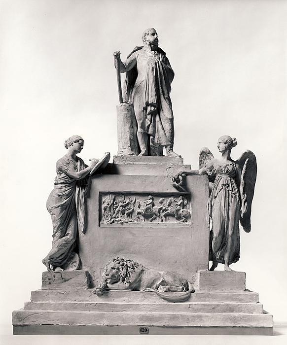 Monument over Karl Philipp von Schwarzenberg