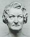 George Rennie(?): Thorvaldsen, marmor, 1830, 61,3 cm, siden 1965 deponeret i Jenischhaus, Altona, G273