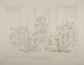 Il Giudizio di Salomone (Salomons dom)