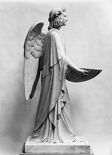 Bertel Thorvaldsen: Dåbens engel, 1825-1826 (1823)