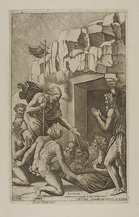 Kristus i dødsriget