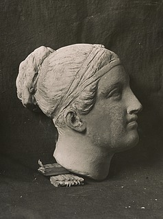 Hovedet af kvinde