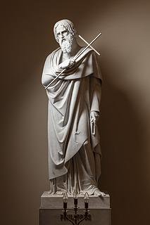 Philip, marmor, Vor Frue Kirke