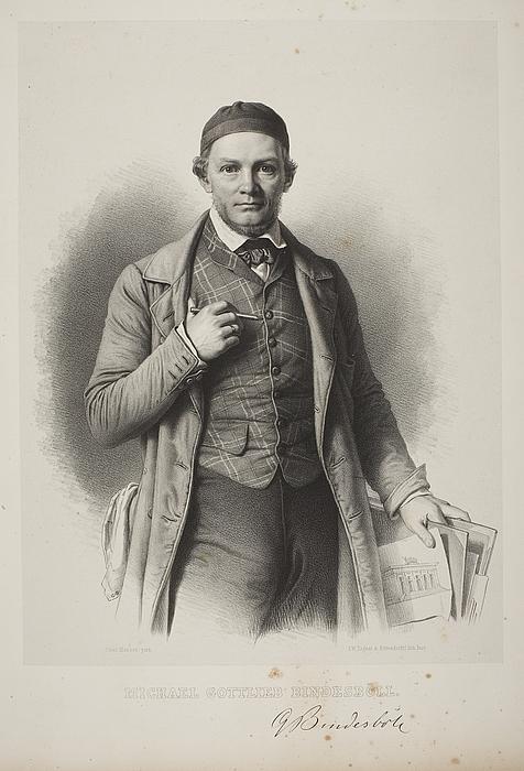 Gottlieb Bindesbøll