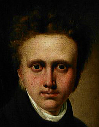 Ferdinand Wolfgang Flachenecker: Frederik Ferdinand Friis, 1830
