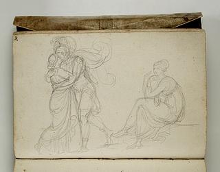 Hektor, Andromache og ammen
