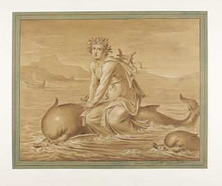 Arion og delfinen