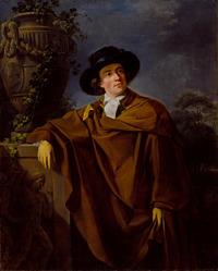 Philipp Friedrich von Hetsch: Selvportræt