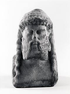 Miniatureherme af Hermes. Romersk