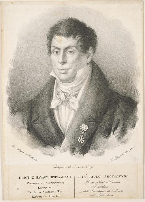 I.V. Kalosgouros, efter: Paolo Prossalendi