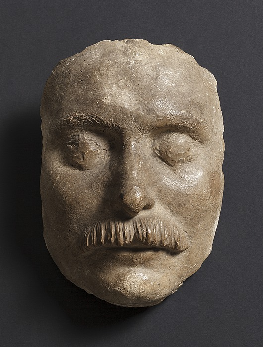 Eugène de Beauharnais, dødsmaske