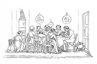 Fritz Jürgensen: Tegninger. Med Indl. af Vilh. Andersen, København, 1940, side 46