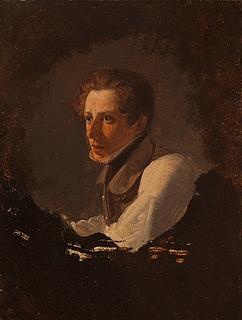 Portræt af Heinrich Marr