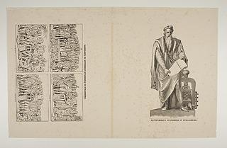 Monument over Johann Gutenberg