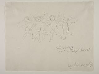 Fem små dansende genier