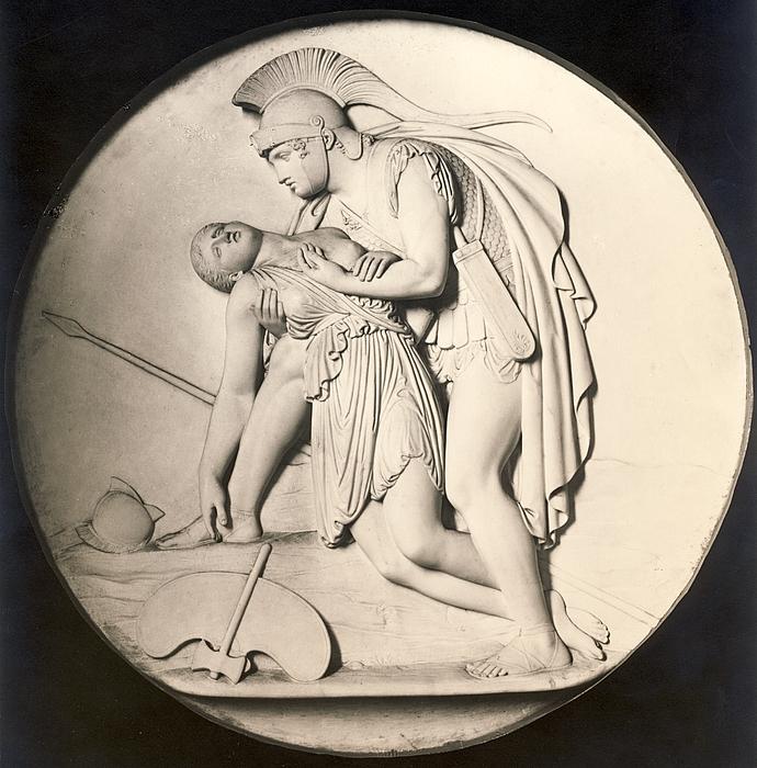 Achilleus og Penthesilea