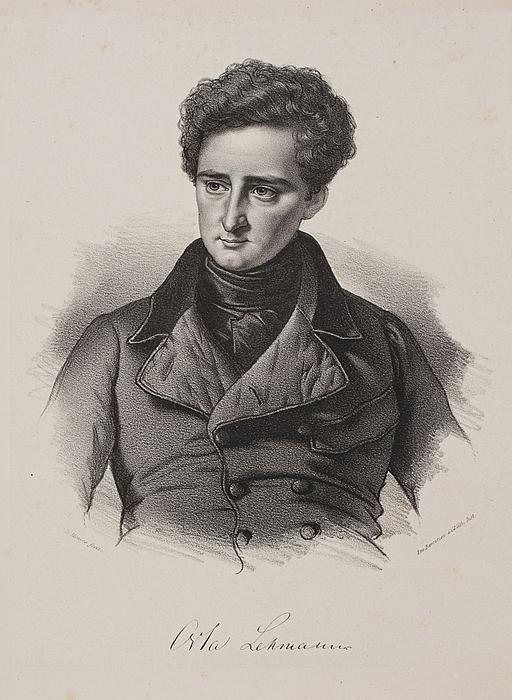 David Monies: Orla Lehmann, 1840