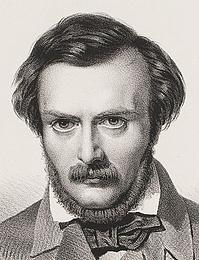 Ubekendt efter J.V. Gertner: Adam Müller, 1840'erne