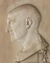 Antonio Canova: Gravmæle for Giovanni Volpato