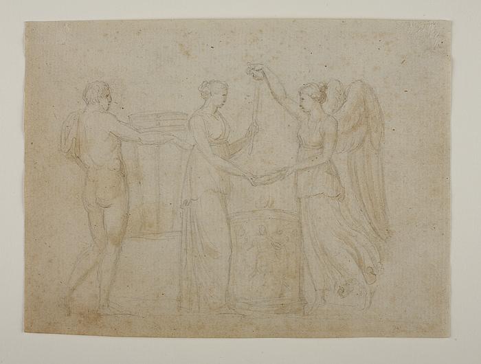 Bacchus, Diana og Victoria