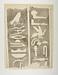 Hieroglyfindskrift, tredje brudstykke ovenfra