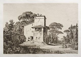Casa Cenci nella Villa Borghese