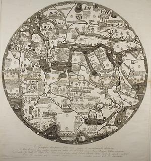 Verdenskort fra 1400-tallet